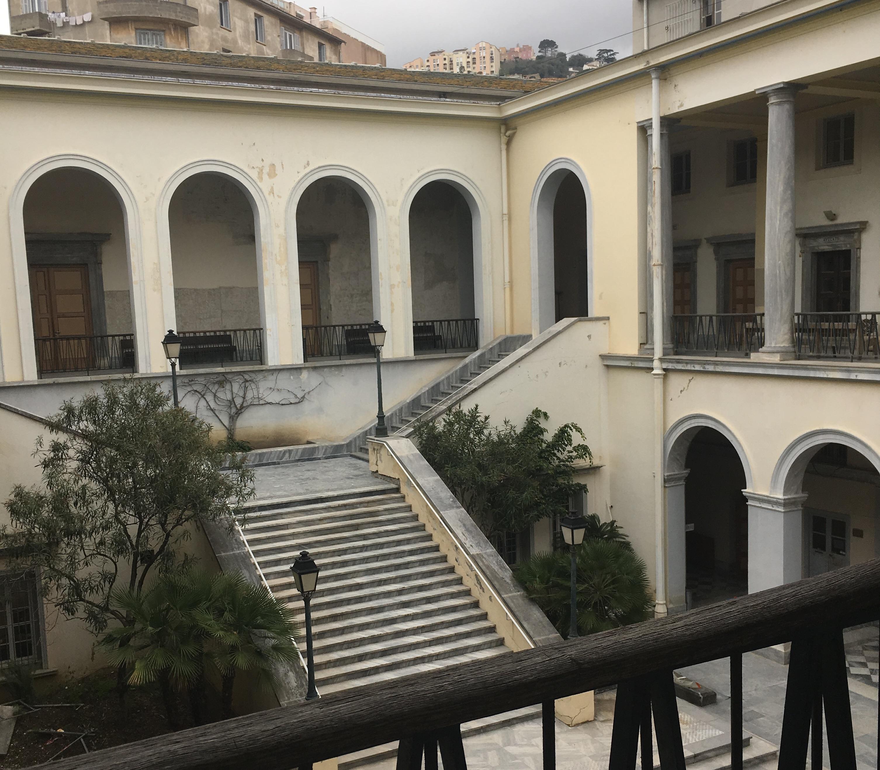 """Corse : L'ensemble des  professions judiciaires a participé à la """"Journée justice morte"""""""