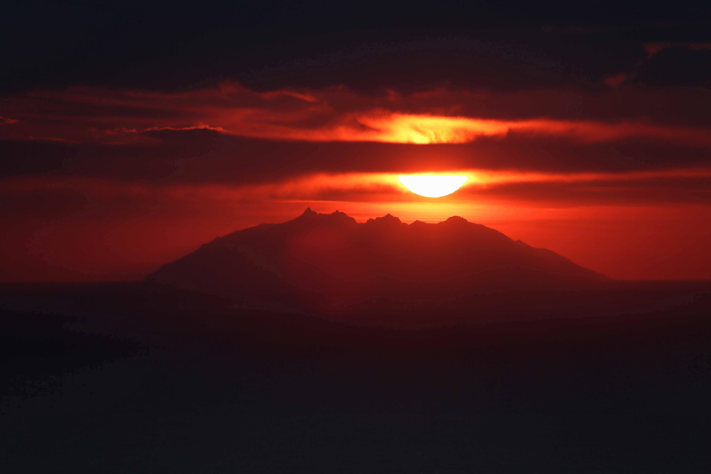 La photo du jour : U sole chì si pesa in l'isula di Monte Cristo