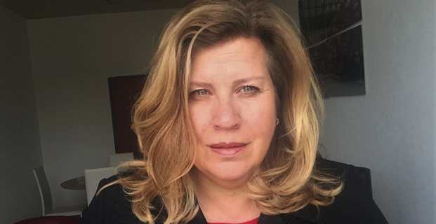 Marie-Thérèse Mariotti, conseillère territoriale du groupe « Per l'Avvene », et maire de Taglio-Isolaccio.