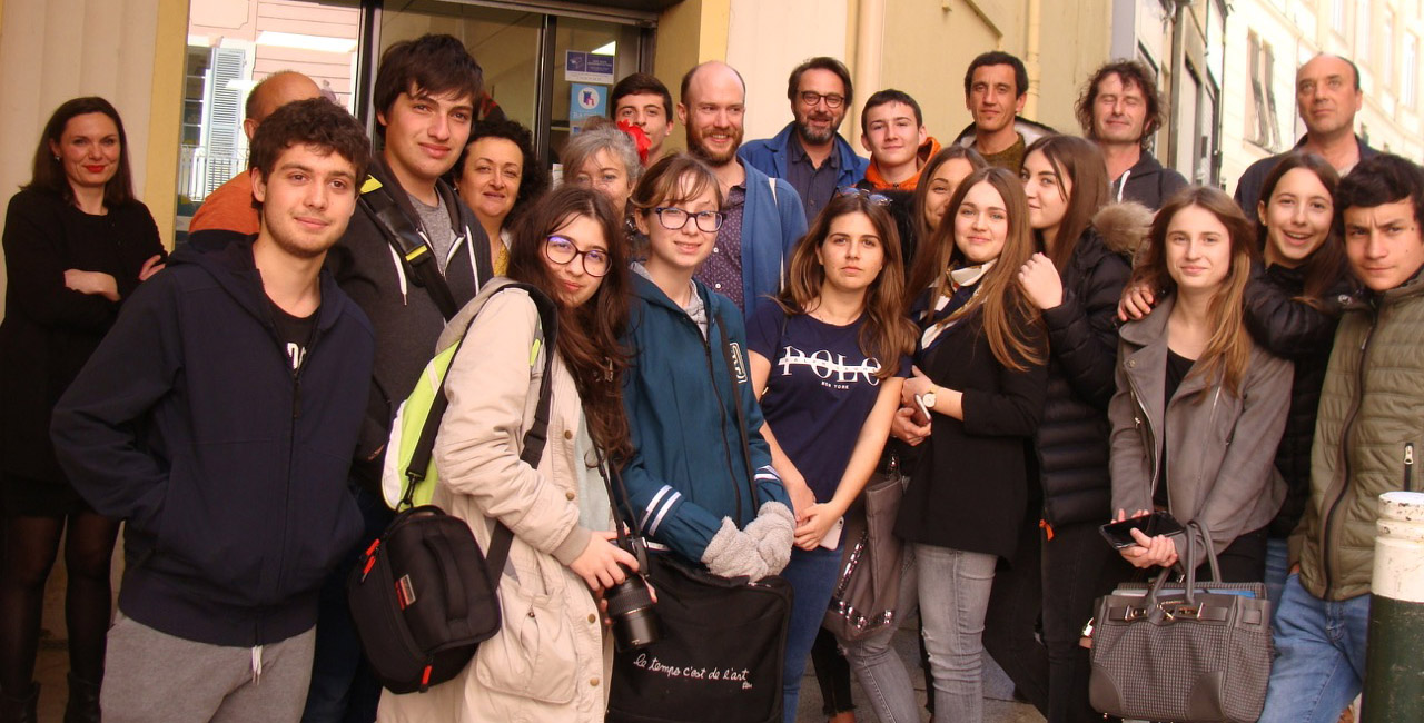 Festival de la BD à Bastia : Le prix des lycéens récompense l'album Tristan & Yseult