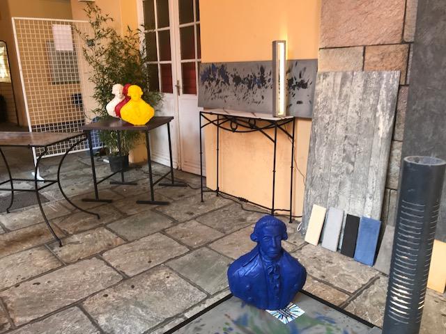 Journées européennes des métiers d'art : Les artisans exposent au Lycée Jean Nicoli de Bastia
