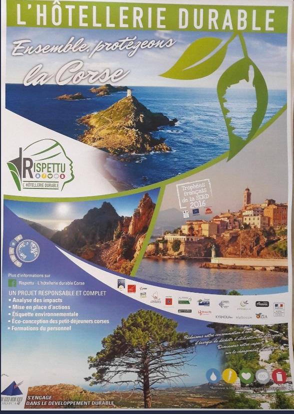 Hôtellerie durable et relance du solaire thermique en Corse