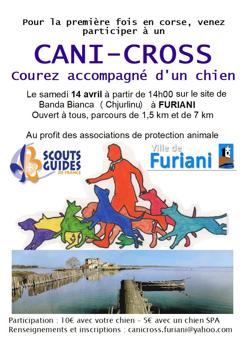 Furiani : Les scouts prêts pour le « cani-cross » du 14 avril