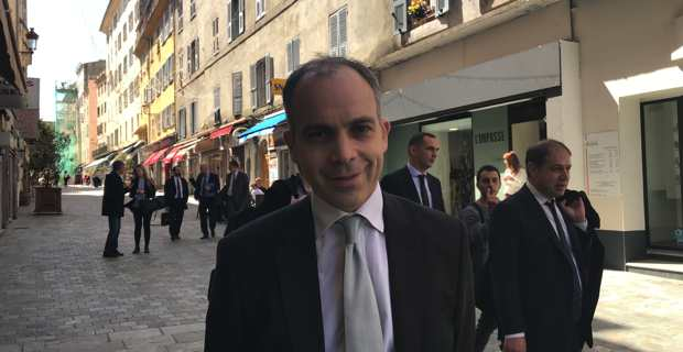 Nicolas Grivel, directeur de l'ANRU.