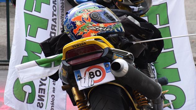 Les motards en colère devant la préfecture d'Ajaccio : La limite à 80 et tout le reste, trop c'est trop