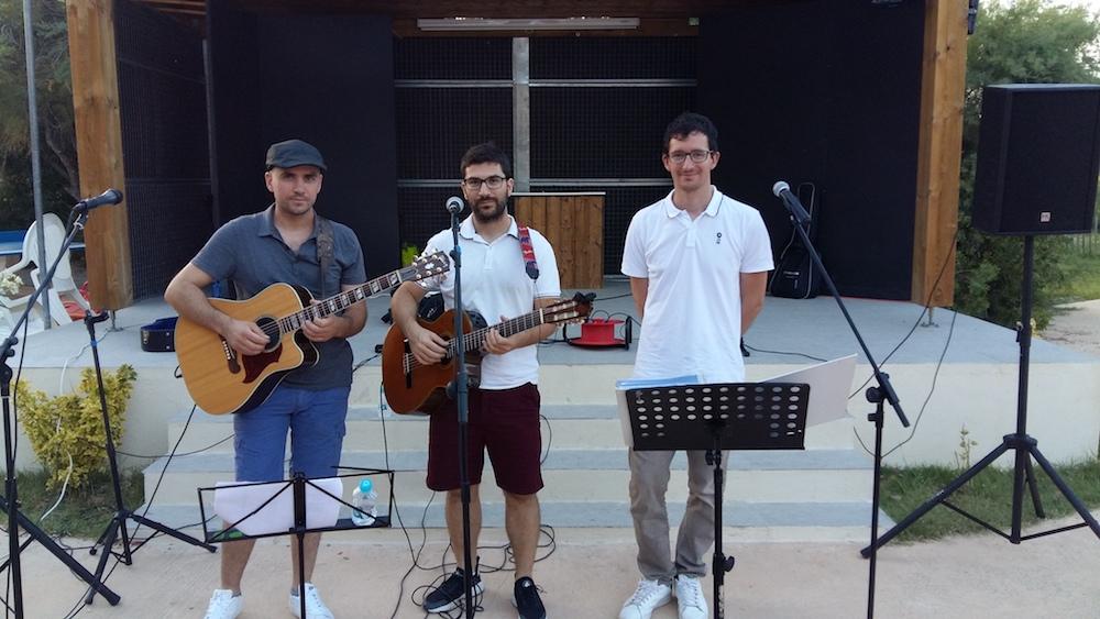 Le groupe Orma à Valle-di-Rustinu