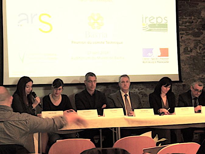 Le contrat local de santé de Bastia en pleine forme