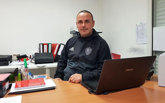 Sébastien Bannier (AC Ajaccio) : « La priorité sera toujours donnée aux joueurs locaux »