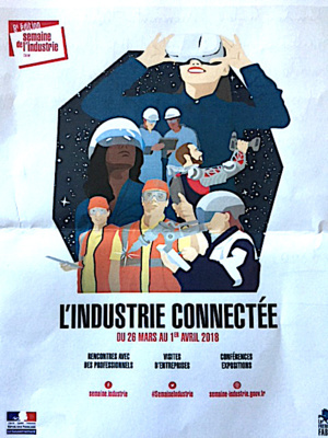 Semaine de l'Industrie 2018 : La Direccte de Corse remercie
