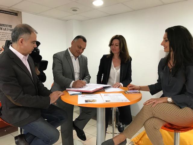 CAPA: La CCI et la M3E, main dans la main au service des entreprises