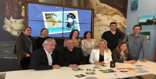 Le croisiériste reçu en VIP à l'OIT d'Ajaccio