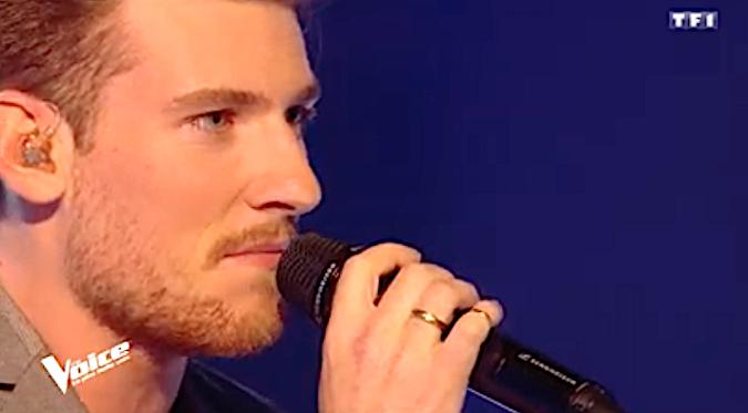 The Voice : Casanova passe…