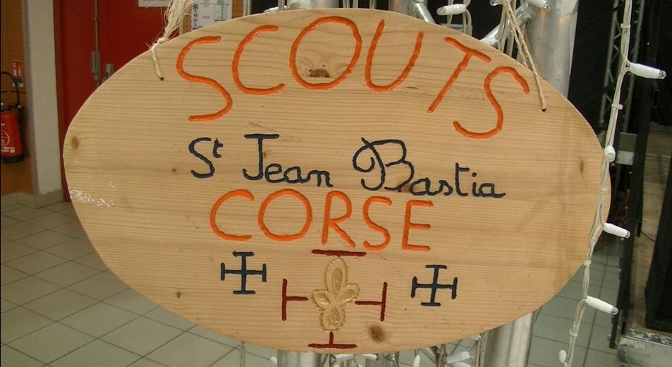 Bastia : Quand les scouts fêtent la Saint Georges !