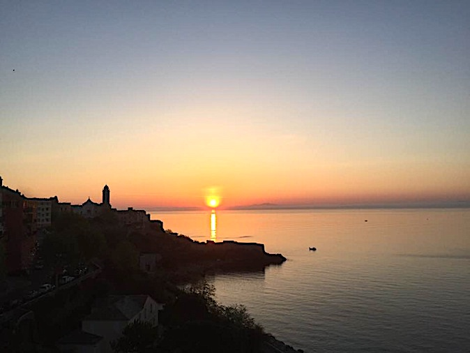 La photo du jour : Alba in Bastia