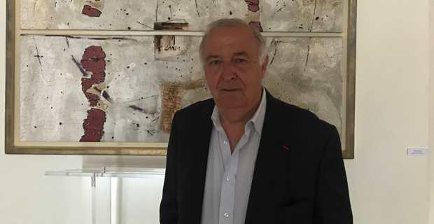 Pierre-Jean Luciani, Conseiller territorial et ancien président du Conseil départemental de Corse du Sud.