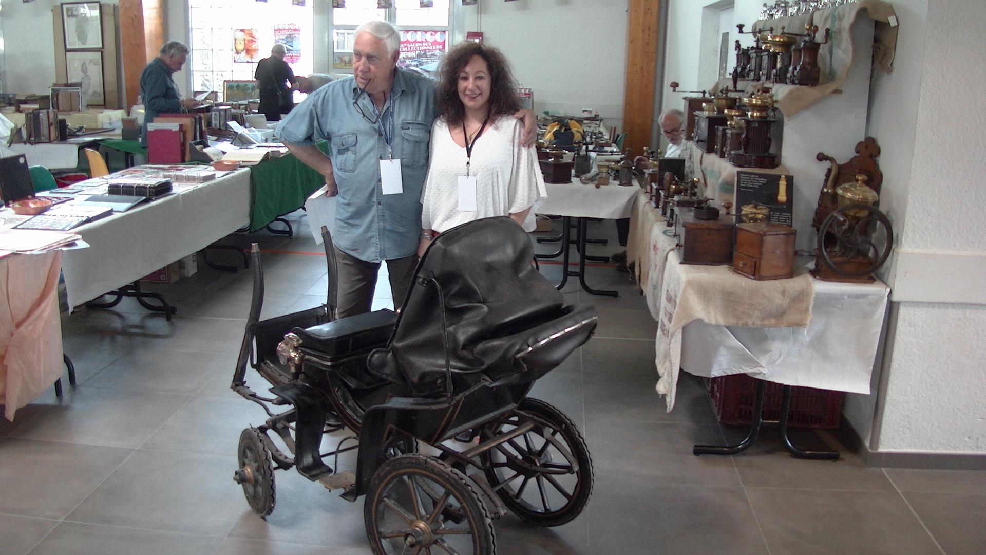 Borgo : Des trésors au Salon des collectionneurs…