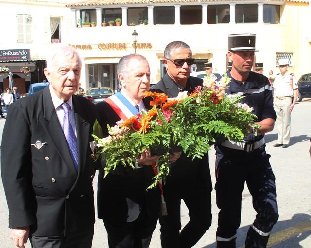 Cérémonie à Calvi pour la journée nationale de la déportation