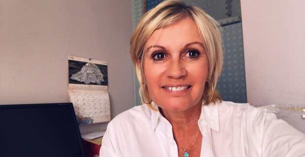 Chantal Pedinielli, conseillère territoriale du groupe de droite Per l'Avvene.