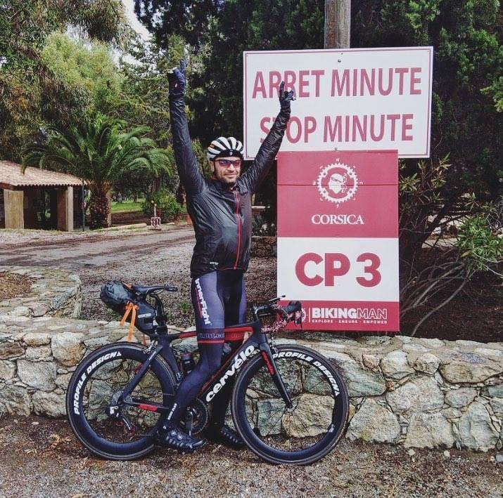 BikingMan Corsica : Les derniers concurrents arrivent