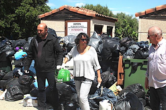 """Lionel Mortini : """"Ne pas laisser les intérêts privés s'emparer de cette « manne » que sont les déchets"""""""