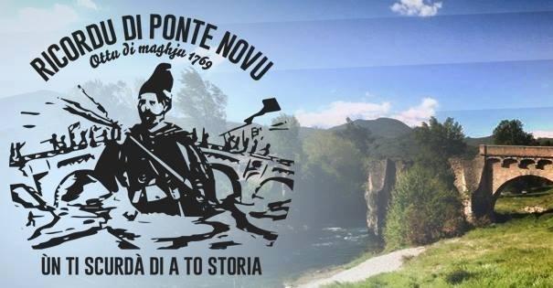 Ricordu di Ponte Novu : Un ti scrudà di à to storia