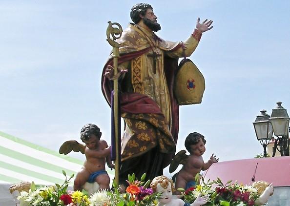René Caccavelli, président de Pescadori in Festa : Saint Erasme les 31 mai, 1er et 2 juin : Que la fête commence
