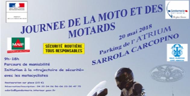 Journée de la moto et des motards en Corse-du-Sud : Les inscriptions sont ouvertes