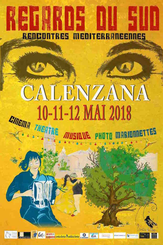 Rencontres méditerranéennes: Calenzana regarde au sud!