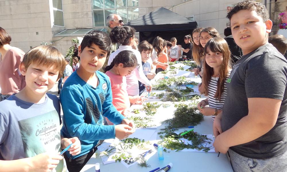 Porto-Vecchio : 232 enfants des écoles célèbrent le festival de Printemps