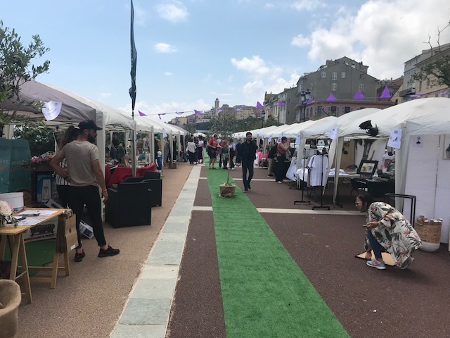 Showroom Trend'Isula à Bastia : Nouveau succès, malgré l'orage