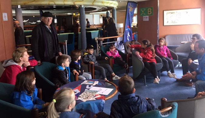 25e édition de la « Mer en fête » à Ajaccio : Les enfants sont les protecteurs de demain