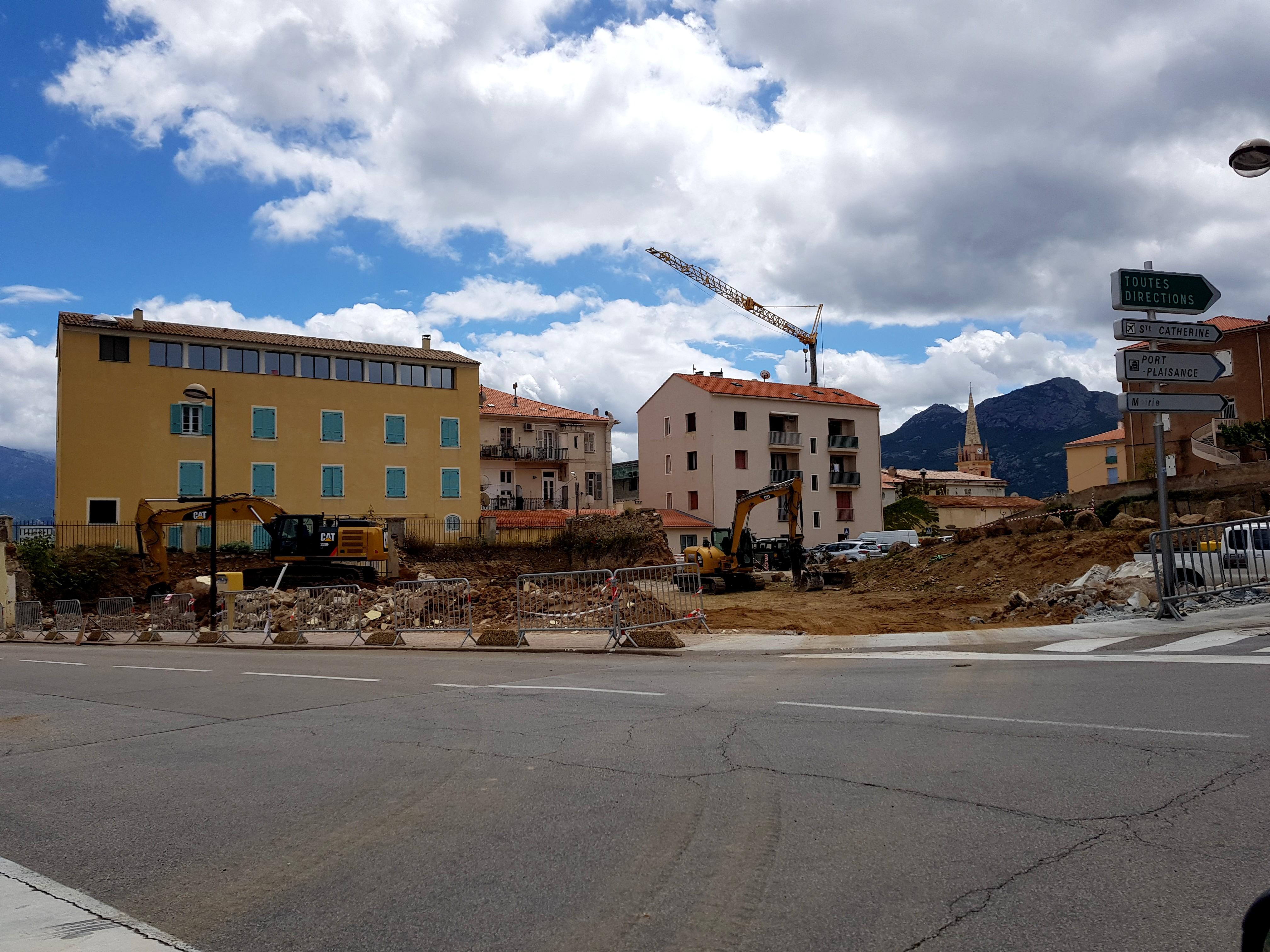 L'Hôtel Kallisté à Calvi fait définitivement partie du passé