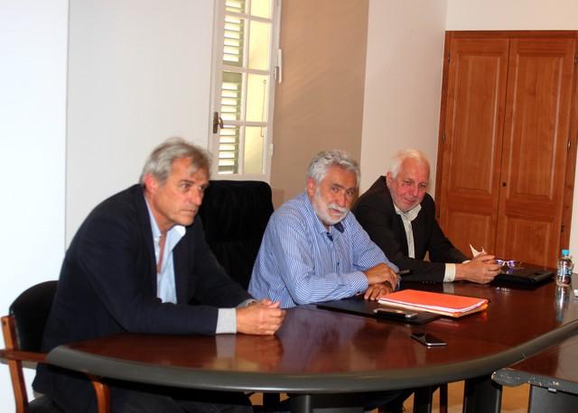 La gestion de l'eau en débat à la conférence des maires de Balagne