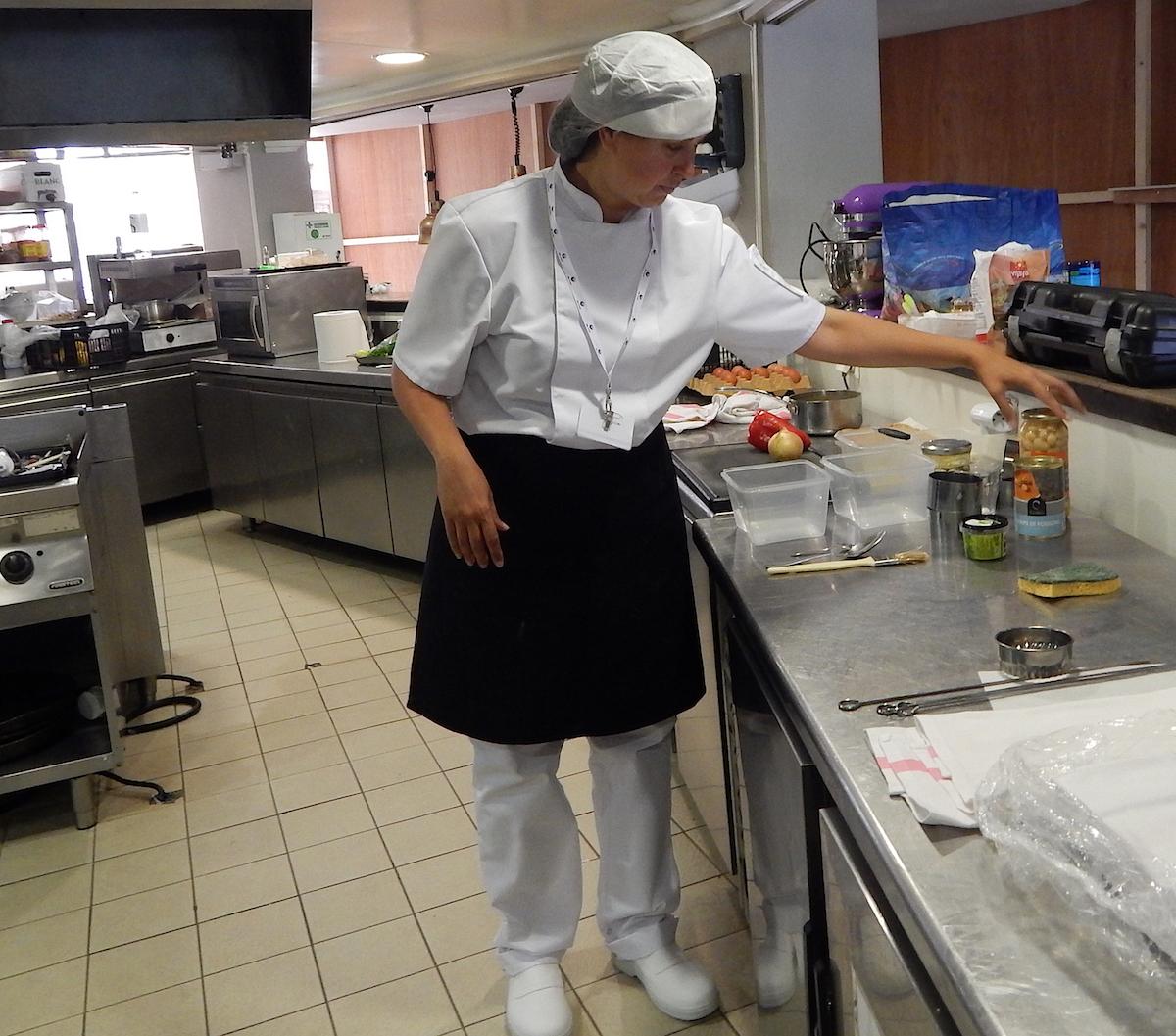 Porto-Vecchio : Marie-Béatrice Corbina et Marie Valadier, Top cheffes !
