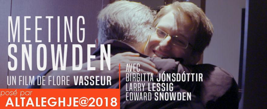 Ajaccio : rencontre au cinéma l'Ellipse avec la réalisatrice de «Meeting Snowden»