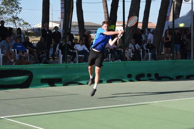 Championnats de Corse de tennis à Calvi : Les finales en vue