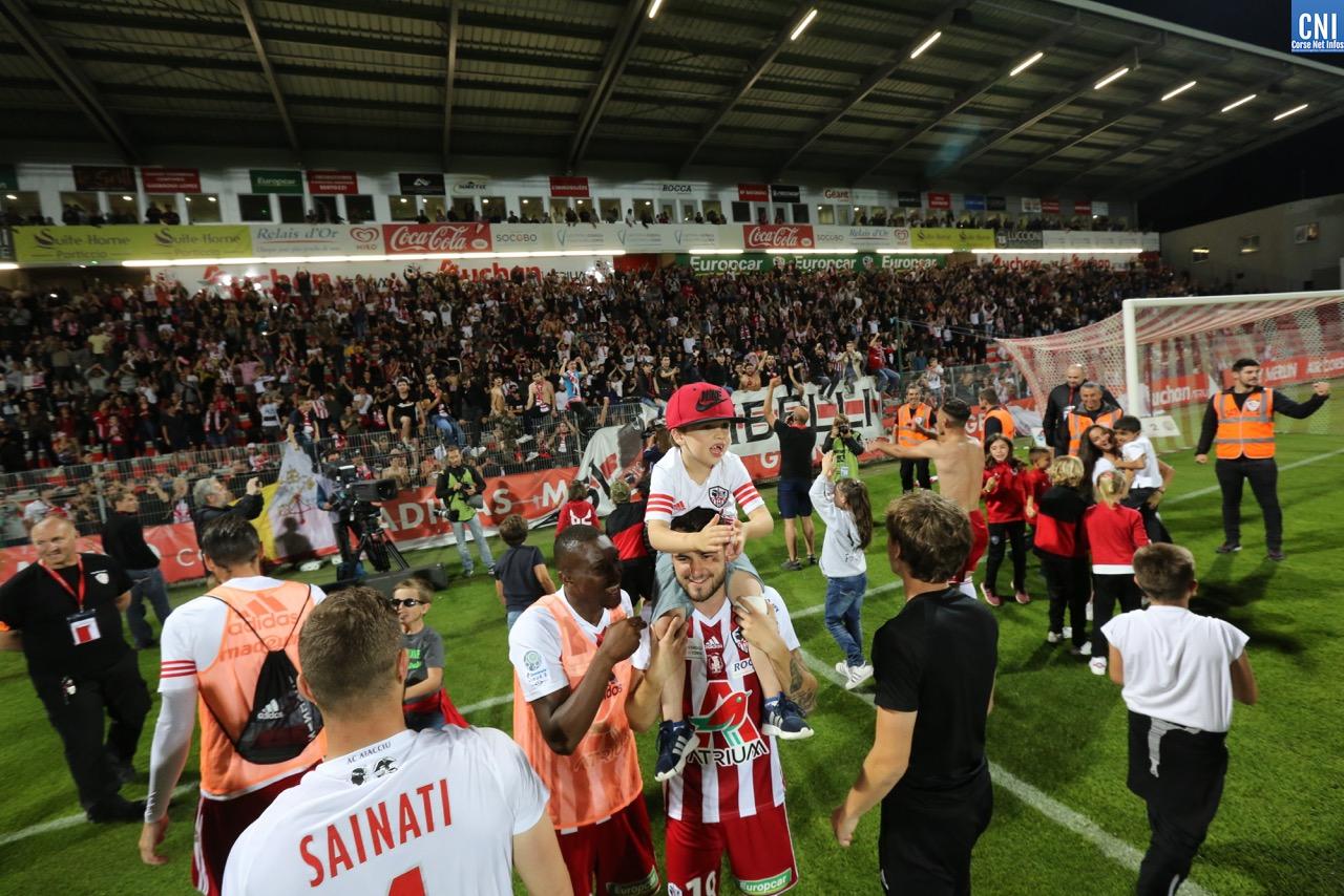 ACA-Le Havre : La Commission des Compétitions de la LFP rejette la réclamation normande mais condamne l'ACA à jouer à huis-clos sur un stade à désigner