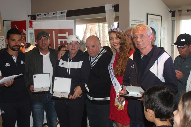 Les lauréats du trophée Galaxie