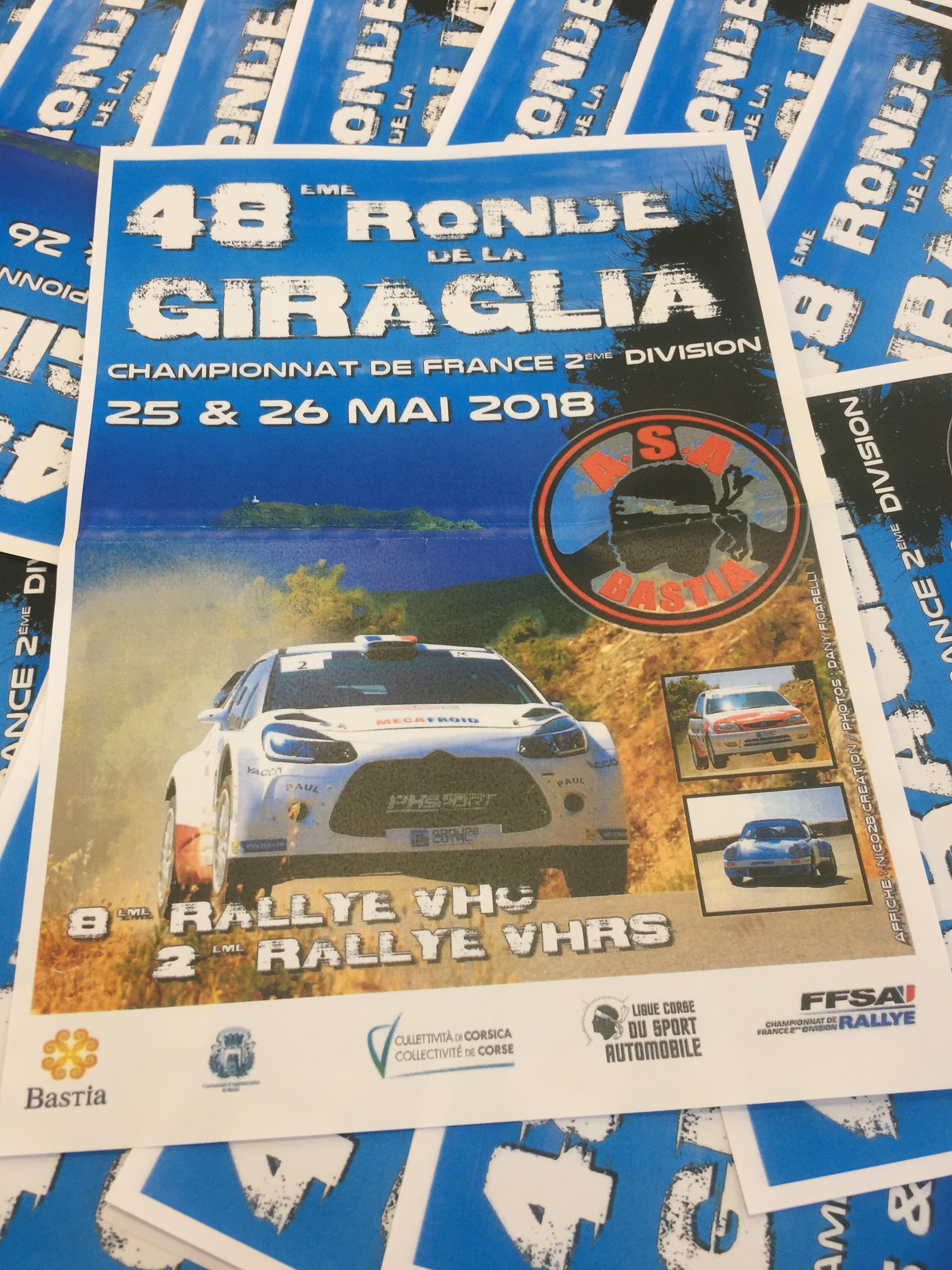Automobile :  130 équipages au départ de la 48ème édition de la Giraglia