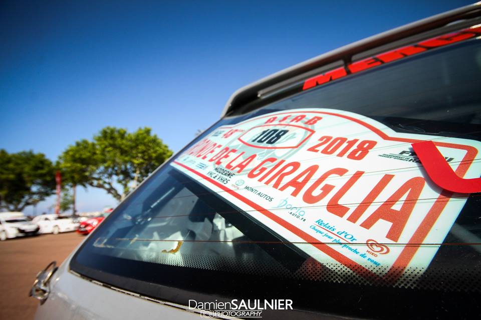 Ronde de la Giraglia ; Les deux premières spéciales à Navarra-Tyran