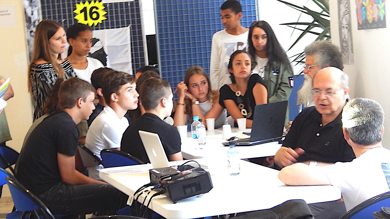 Porto-Vecchio : Un forum pour mieux appréhender les Maths !