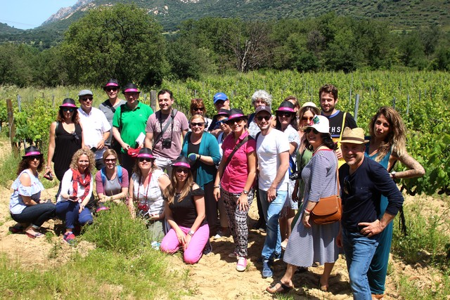 Blog Trip En Corse pour journalistes et blogueurs étrangers