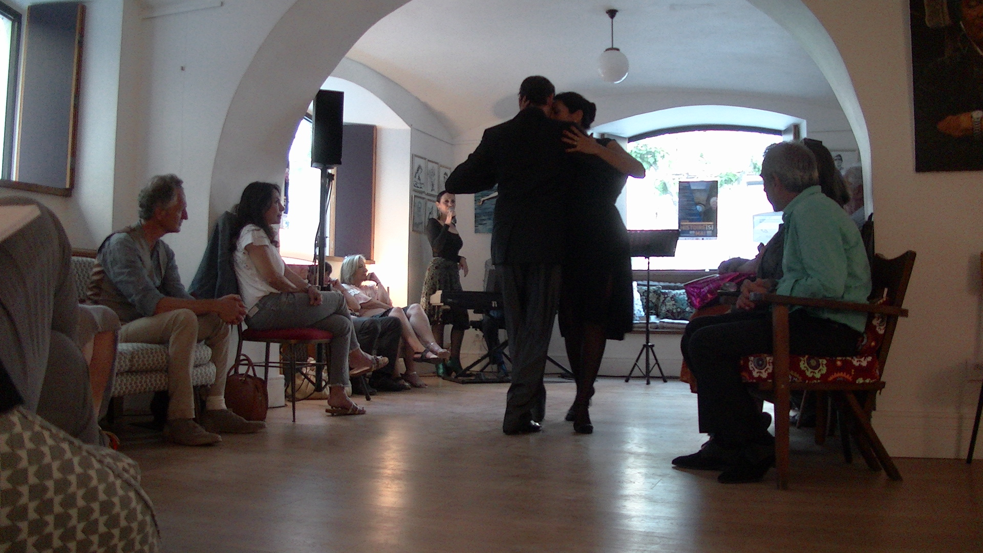 Bastia : « Histoire(s) en mai zoome sur le tango !
