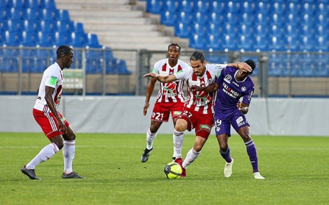 Pour l'ACA puni au match aller (0-3) disputé à… Montpellier, la barre était trop haute