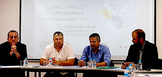 Appel à projet Prossima pour les TPE de Haute-Corse : C'est maintenant !