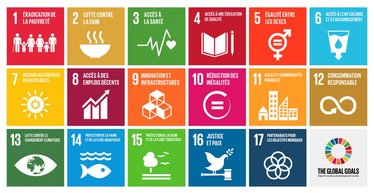 Ajaccio : 17 objectifs de développement durable et 16 trophées remis