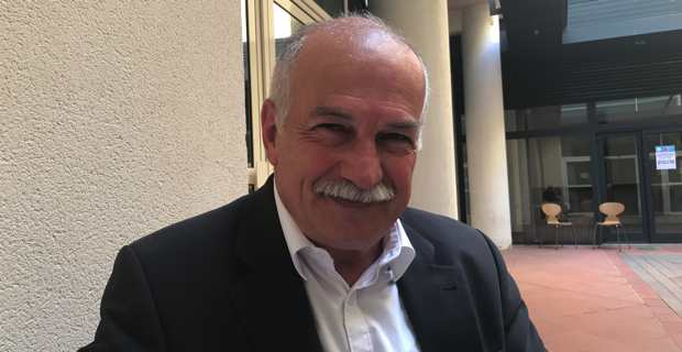Jean Biancucci, conseiller exécutif en charge du PADDUC et président de l'Agence de l'urbanisme de la Corse.