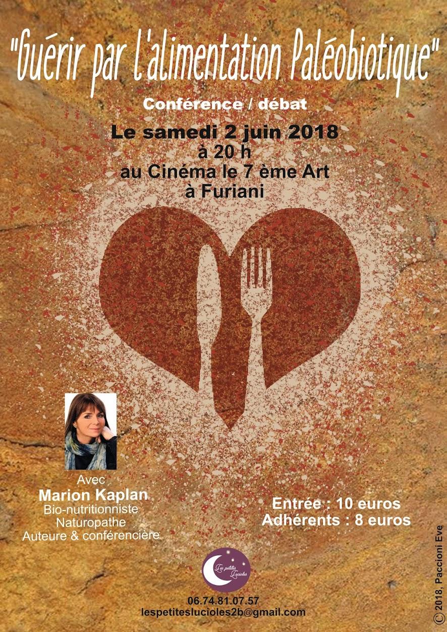 """Furiani : Marion Kaplan invitée de l'association """"Les petites lucioles"""""""