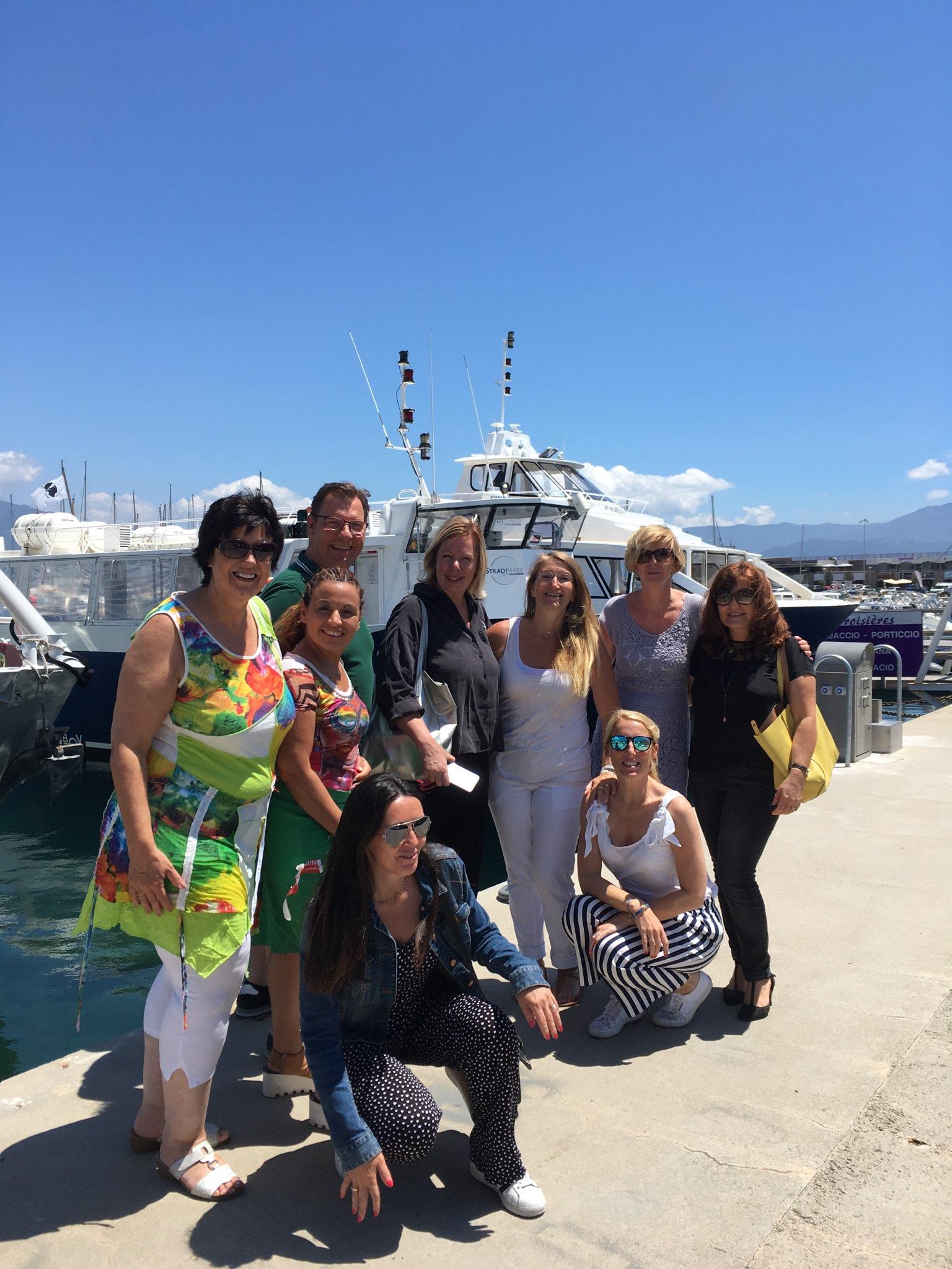 L'ATC mise sur le tourisme d'affaire : Les opérateurs Belges au workshop d'Ajaccio