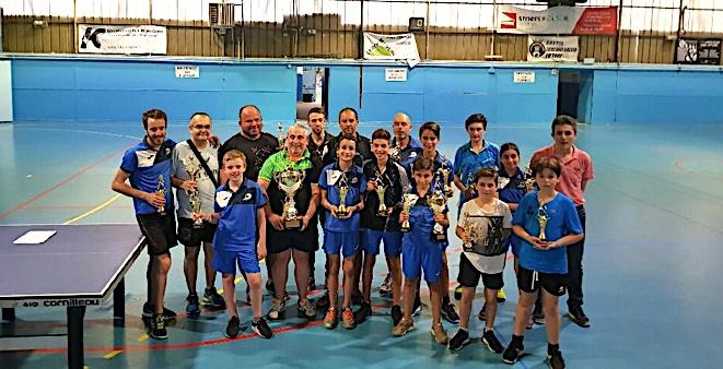 l'ASP Bonifacio chez les seniors et le PPC Bastia chez les jeunes ont remporté la Coupe de Corse